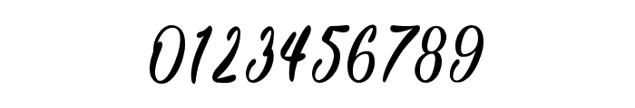 Jestho Fisher - Personal Use Font OTHER CHARS