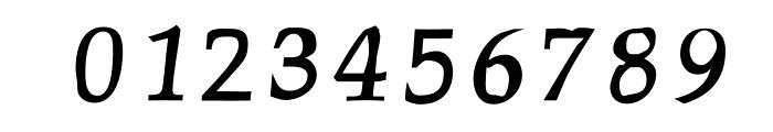JetLag-MediumSerif Font OTHER CHARS