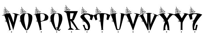 Jetson Font UPPERCASE