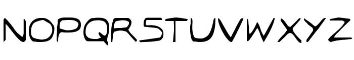 Jetta Condensed Font UPPERCASE