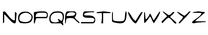 Jetta Condensed Font LOWERCASE