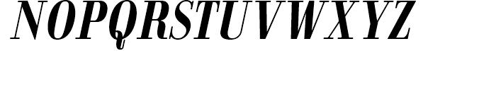 Jeles Bold Italic Font UPPERCASE