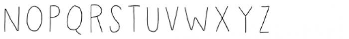 Jealous Punk Line 2 Font UPPERCASE