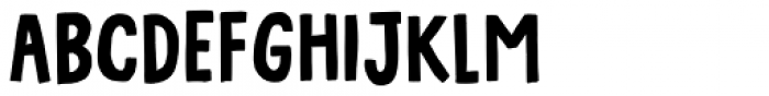Jealous Punk Regular Font UPPERCASE