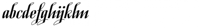 Jeeves Bold Font LOWERCASE
