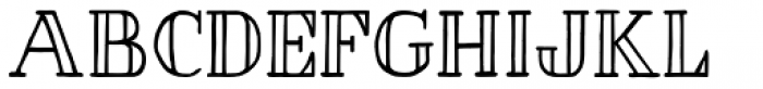 Jeffs Garage Sketch Font UPPERCASE