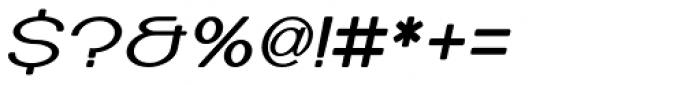 Jekatep Bold Italic Font OTHER CHARS