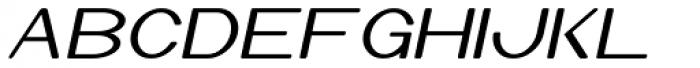 Jekatep Bold Italic Font UPPERCASE