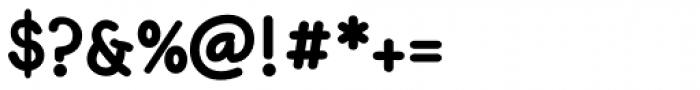 JennerikInformal ExtraBold Font OTHER CHARS
