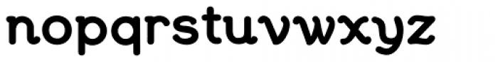 JennerikInformal ExtraBold Font LOWERCASE