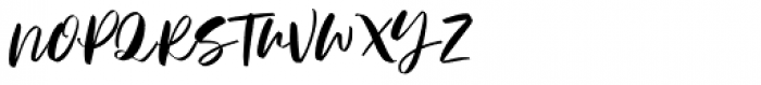 Jenson Font UPPERCASE