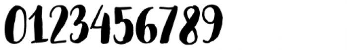Jeremy Dark Font OTHER CHARS