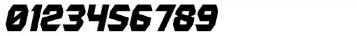 Jericho AOE Oblique Font OTHER CHARS