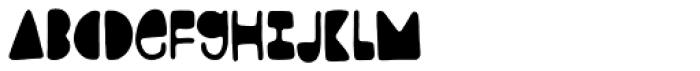 Jernhelbred Title Font UPPERCASE