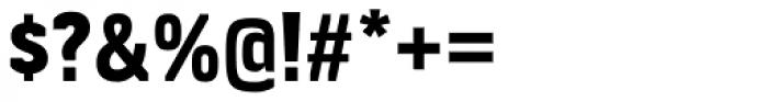 Jesaya Heavy Font OTHER CHARS