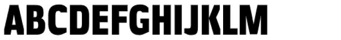 Jesaya Heavy Font UPPERCASE