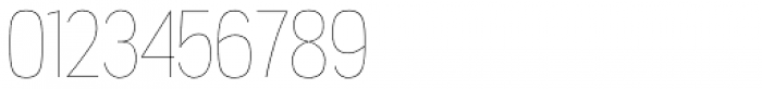 Jesaya UltraLight Font OTHER CHARS
