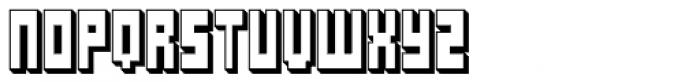 Jesus Lives Font UPPERCASE