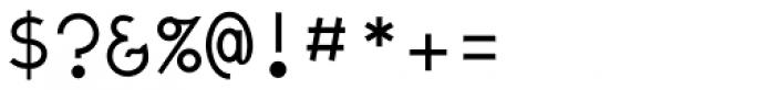 JetJaneMono Caps Font OTHER CHARS