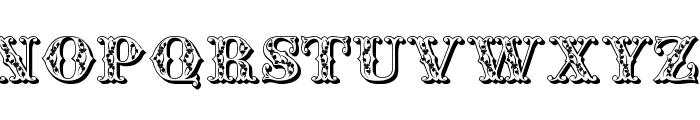 JFAutumnFair Font LOWERCASE