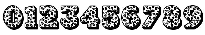 JFHollyDayz Font OTHER CHARS