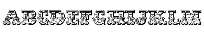 JFRingmaster Font LOWERCASE