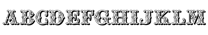 JFSpringFair Font LOWERCASE