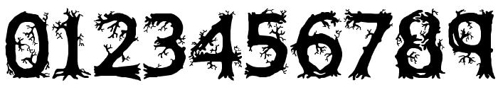 JFWildWood Font OTHER CHARS