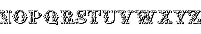JFWinterFair Font LOWERCASE