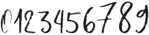 Jiguliny otf (400) Font OTHER CHARS