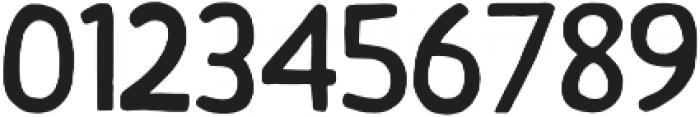 Jimmy Sans Regular otf (400) Font OTHER CHARS