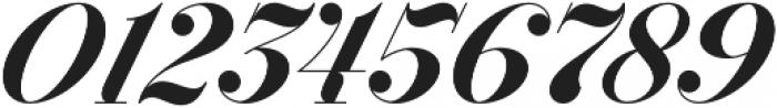 Jitzu otf (500) Font OTHER CHARS