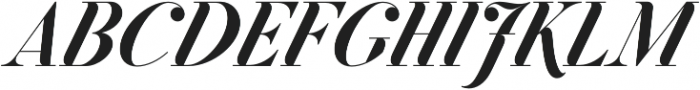 Jitzu otf (500) Font UPPERCASE