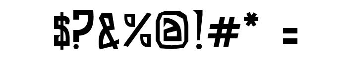 JI Manhattan Font OTHER CHARS