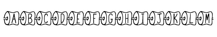 JI Marshmallow Roast Font LOWERCASE