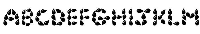 JI Seeds Font LOWERCASE