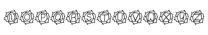 JI Sunflower Font LOWERCASE
