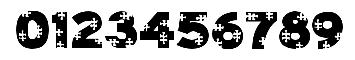 JigsawTrouserdrop-Regular Font OTHER CHARS