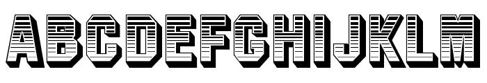 JimCrowOpti Font LOWERCASE