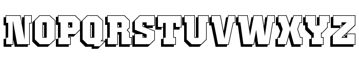 JimThorpe High Font UPPERCASE
