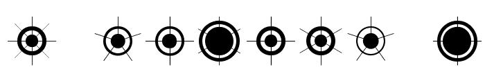 Jiraijirai Font OTHER CHARS