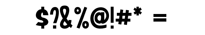 Jirogi Font OTHER CHARS