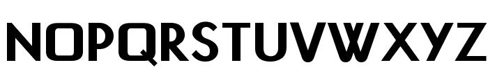 Jivita Bold Font UPPERCASE