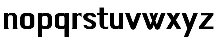 Jivita Bold Font LOWERCASE
