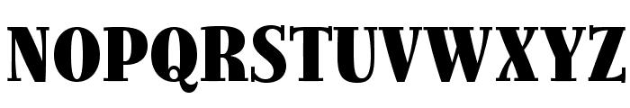 JimboStd-BoldCondensed Font UPPERCASE