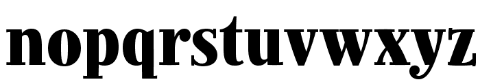 JimboStd-BoldCondensed Font LOWERCASE