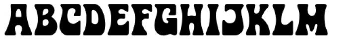 Jimi Font UPPERCASE