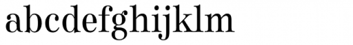 Jingle Condensed Medium Font LOWERCASE