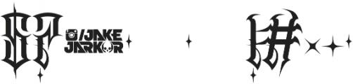 JKR - CRUDO otf (400) Font OTHER CHARS