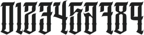 JKR - TEQUILERO otf (400) Font OTHER CHARS